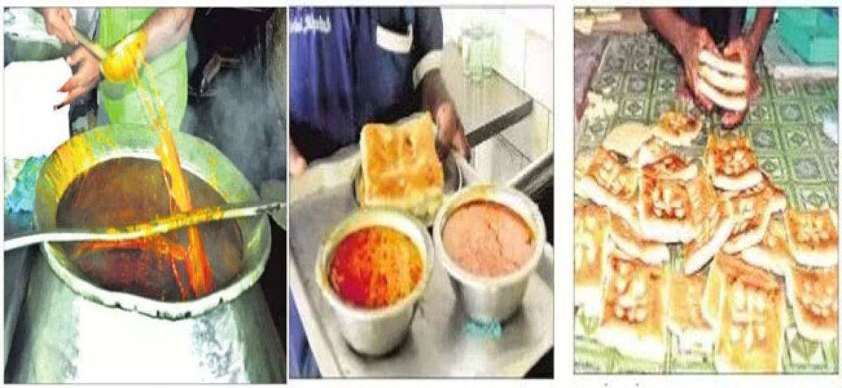 Naan, paya shorba preferred food during Ramzan