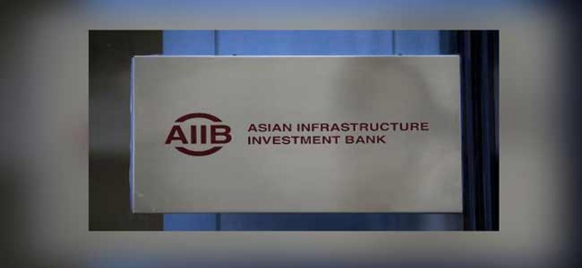 AIIB gives nod to USD 250 mn loan to China