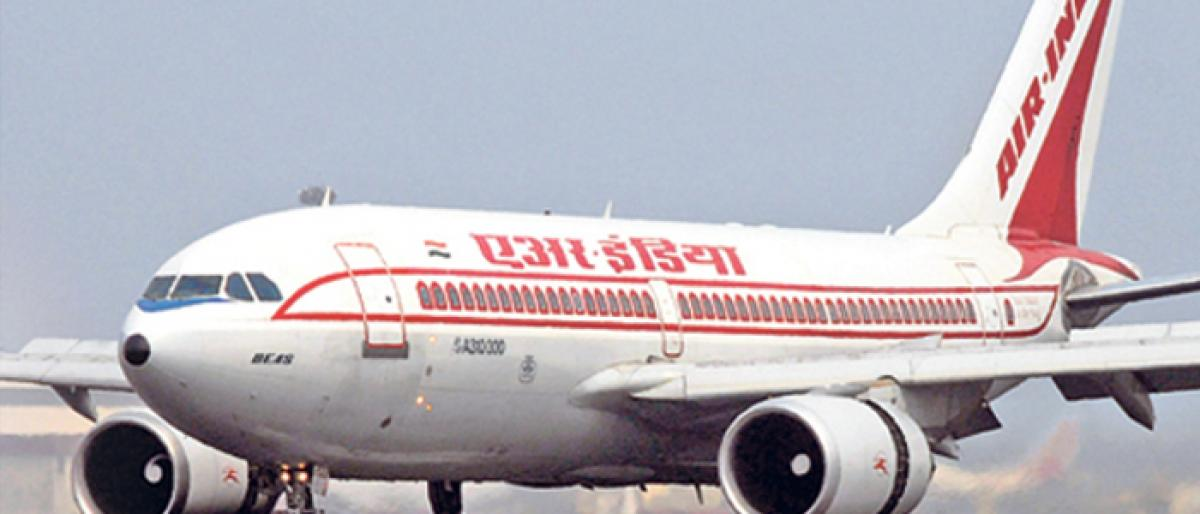 Govt seeks Parliament nod for Rs 980 cr equity in Air India