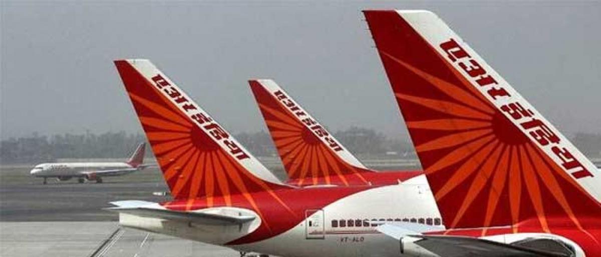 AI flight from Amritsar to Birmingham