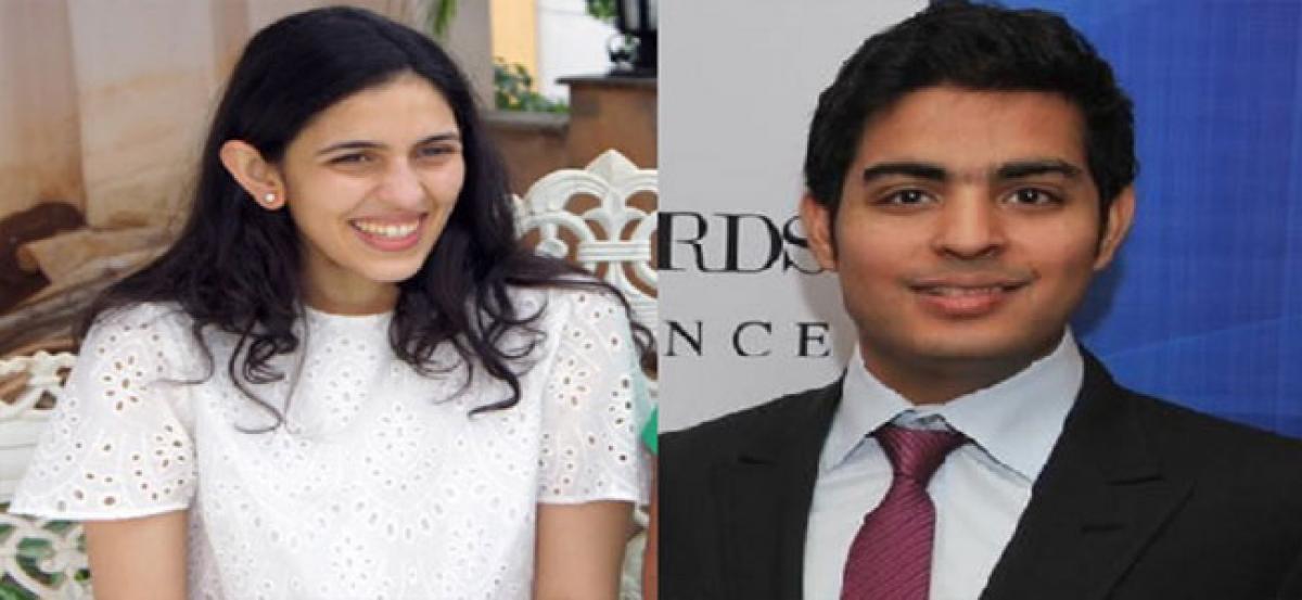 Mukesh Ambanis son Akash to wed Shloka Mehta this year?