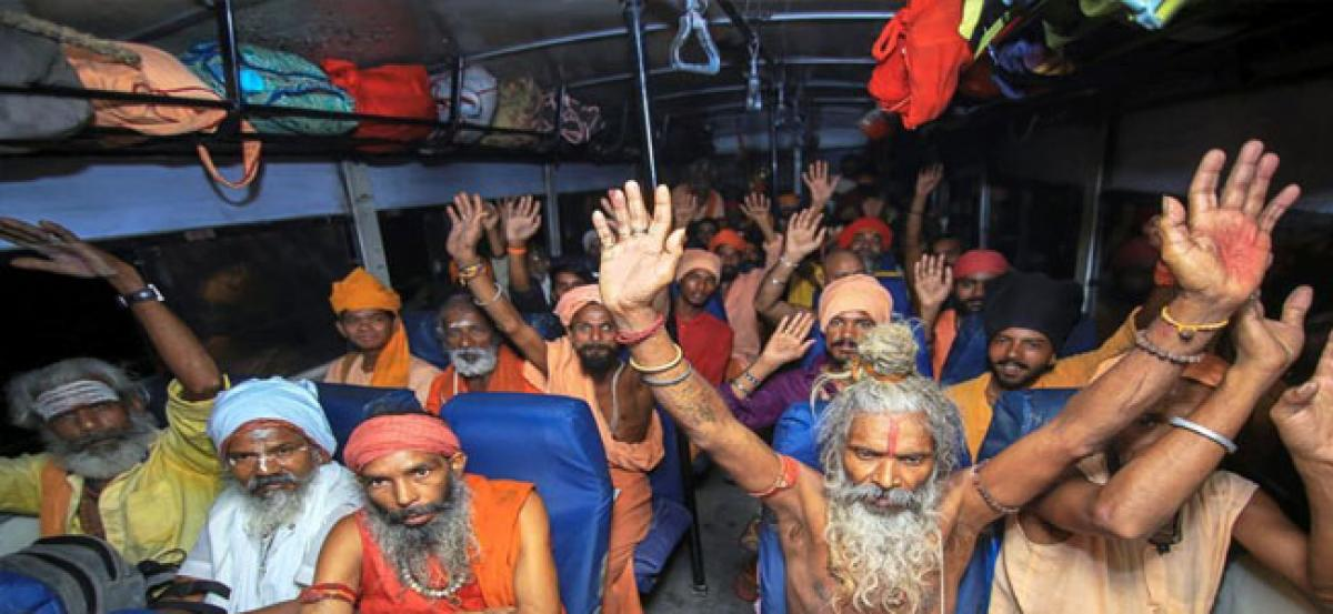All security arrangements made for Amarnath Yatra, no cause for worry: J&K Governor Vohra