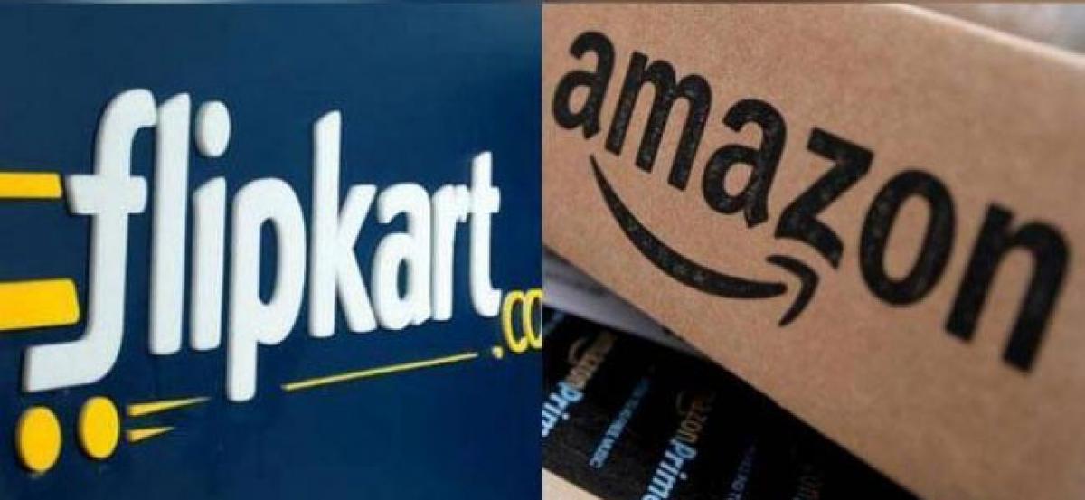 Amazon may offer to buy Flipkart: Report