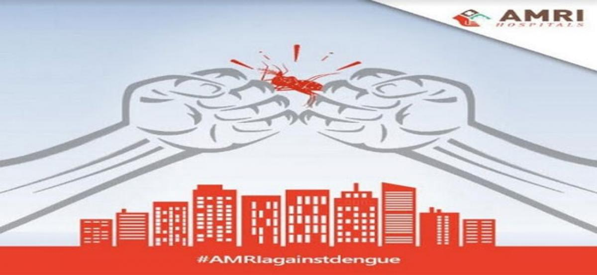 AMRI gears up to curb Dengue outbreak in Kolkata this monsoon