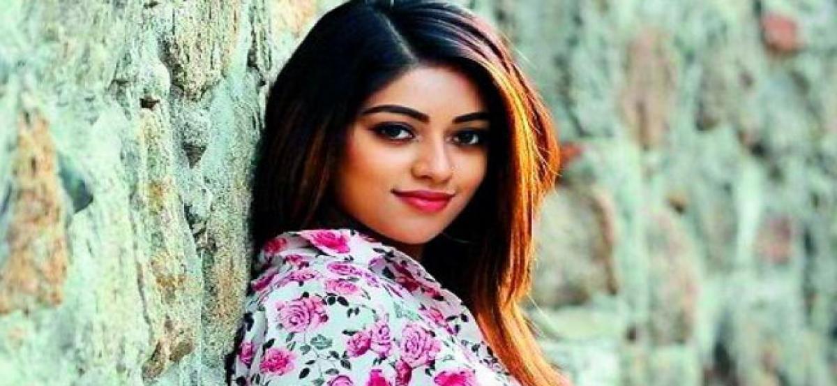 Anu Emmanuel pins hopes on Shailaja Reddy Alludu