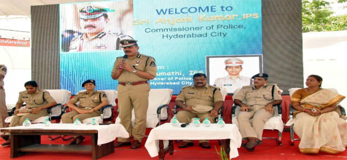 Spread awareness against prostitution: City police chief