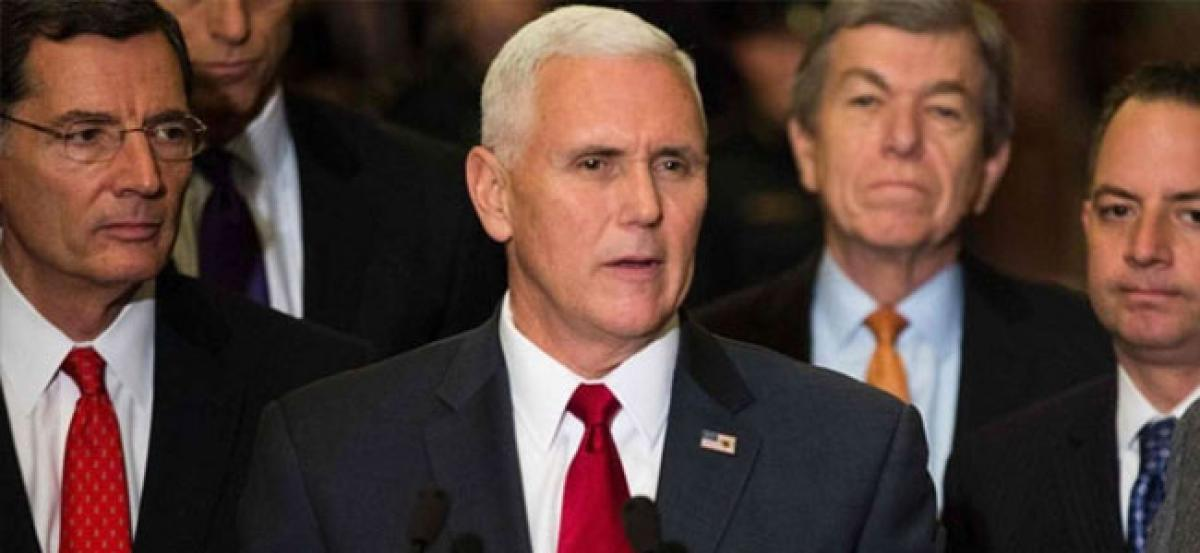 US building stronger bonds with nations like India for free and open Indo-Pacific: Mike Pence