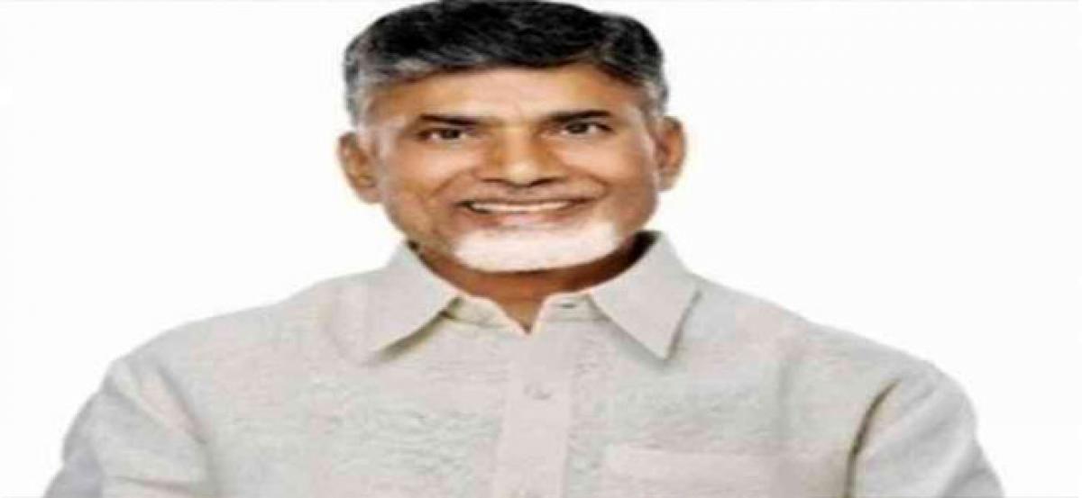 YSRCP, Jana Sena colluded with BJP, lambasts Naidu