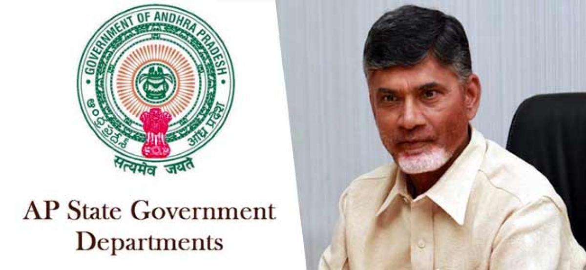 Massive recruitment in state government departments