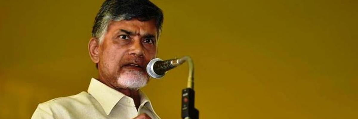 Naidu is over-estimating