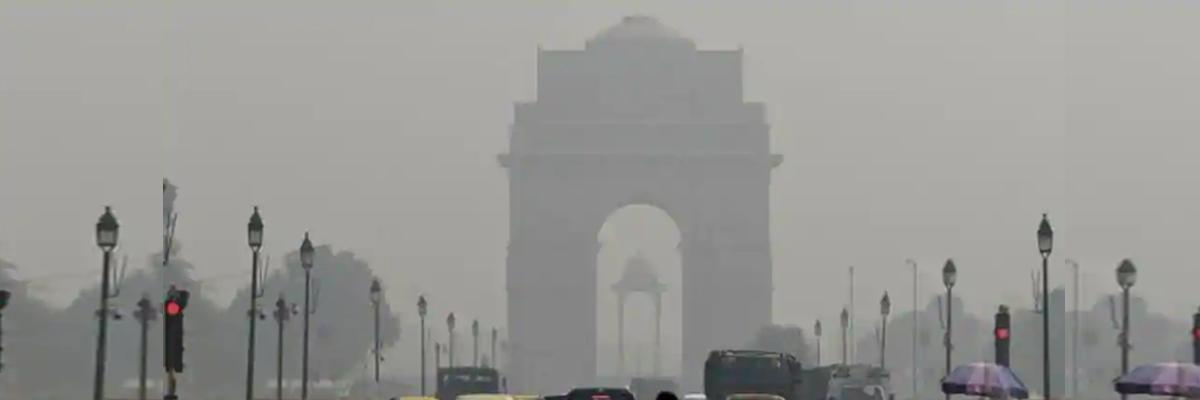 Wind speed helps slight gain in air quality