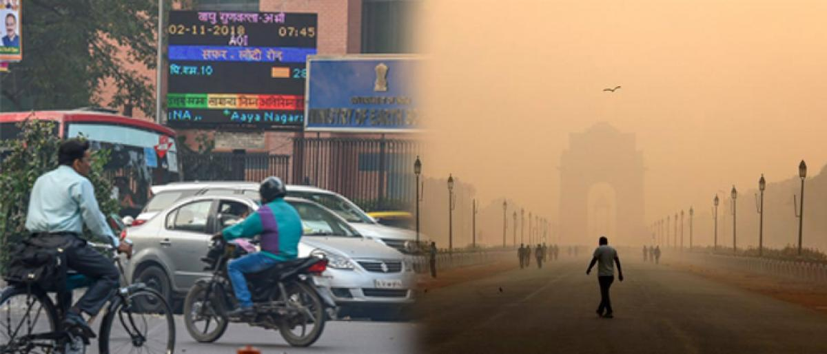 Air quality to worsen from next week in delhi