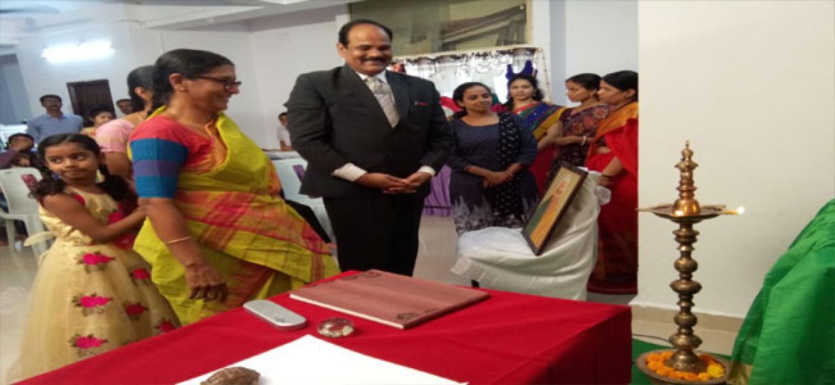 Arts & Crafts Expo opens at Samdhata Arts Academy