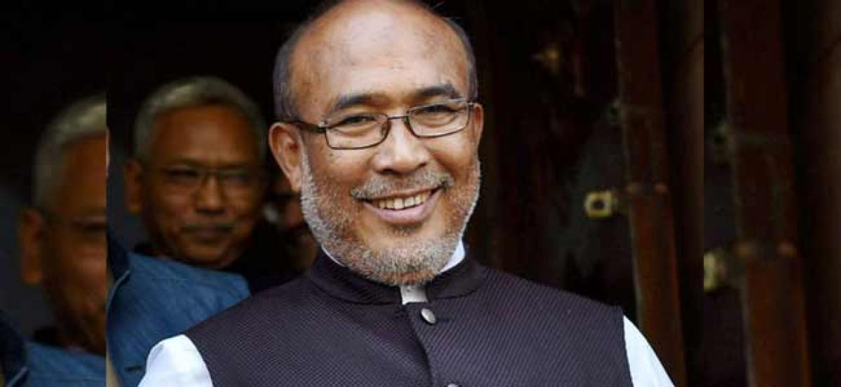 Manipur CM reaffirms development of second gateway to ASEAN countries