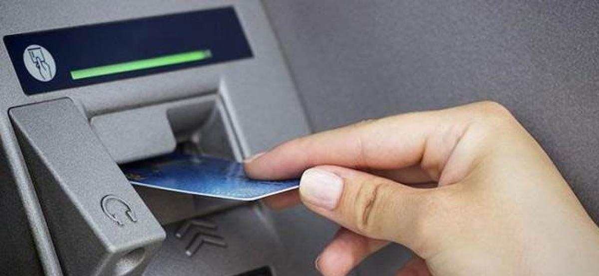 ATMs vulnerable to frauds because of outdated software