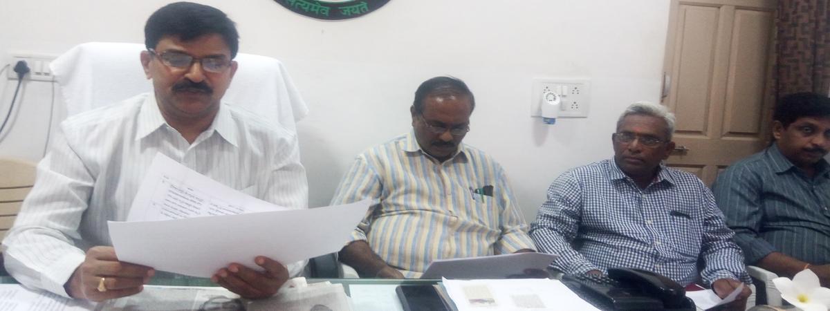 Prevention of food adulteration top priority in 2019: VEO G Ramanjeneyulu