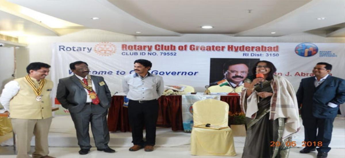 Dhruvansh NGO awarded for their work