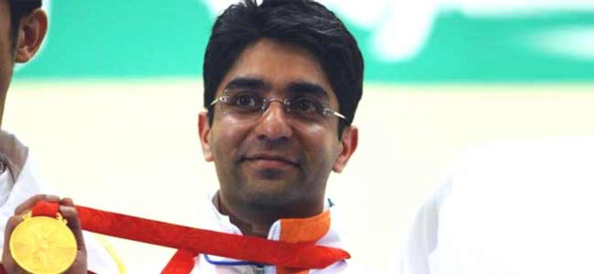 Celebrating ten years of India's first ever individual Olympic gold