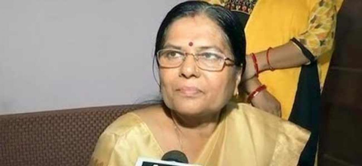 Absconding former Bihar minister Manju Verma surrenders before court