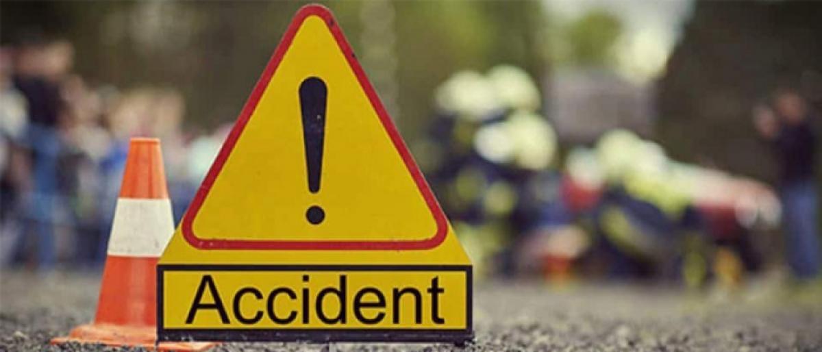Elderly man dies after being hit by car in Yadadri