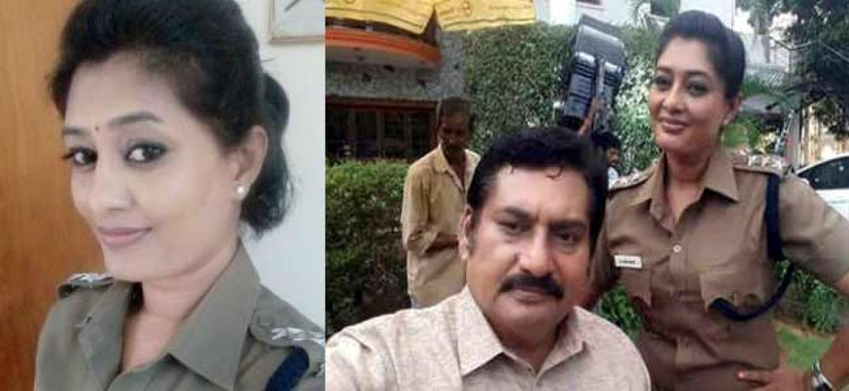Actor Nilani registers harassment complaint
