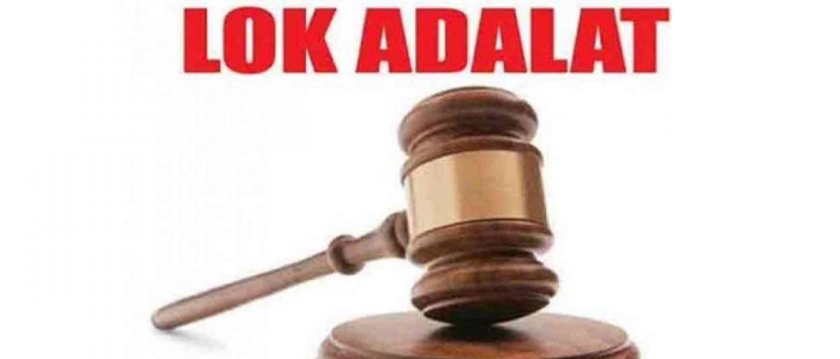 86 cases resolved in National Lok Adalat in Tirupati