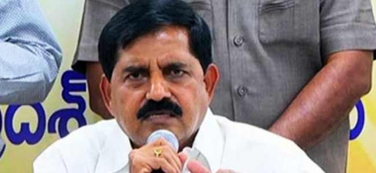 Attack on Jagan is smaller than bee sting: AP Minister