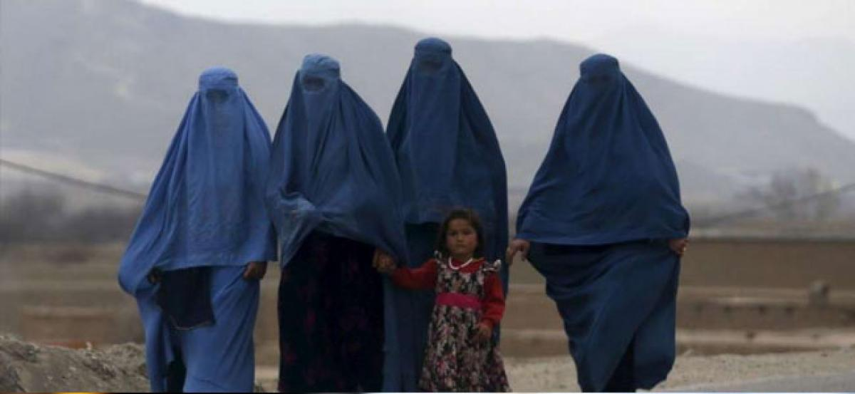 Horrors that cant be told: Afghan women report Islamic State rapes
