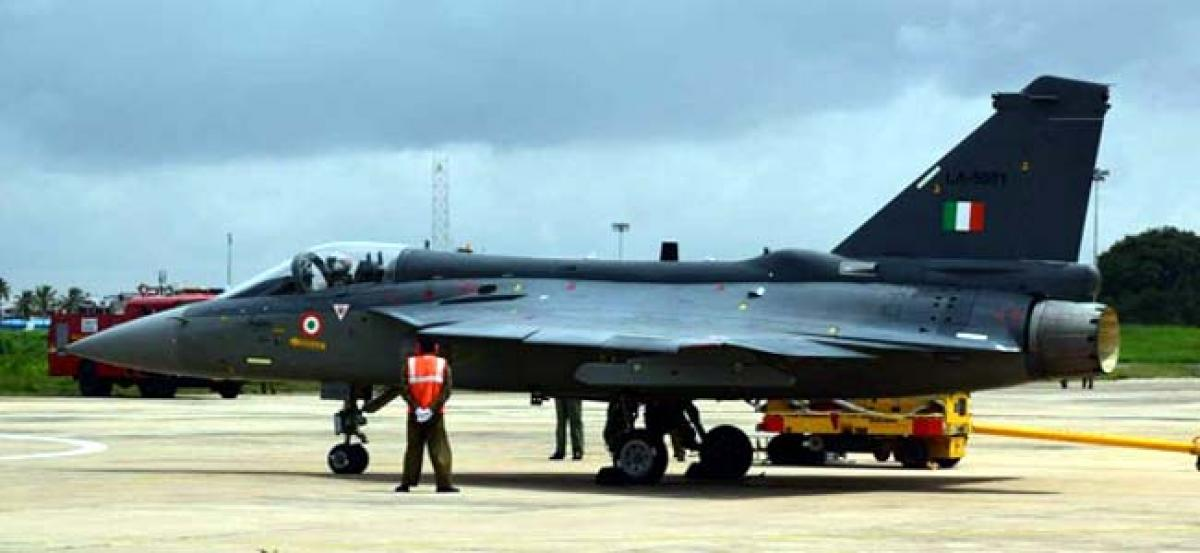 Watch: Indian Air Force shares video of Tejas fighter jet refuelling midair