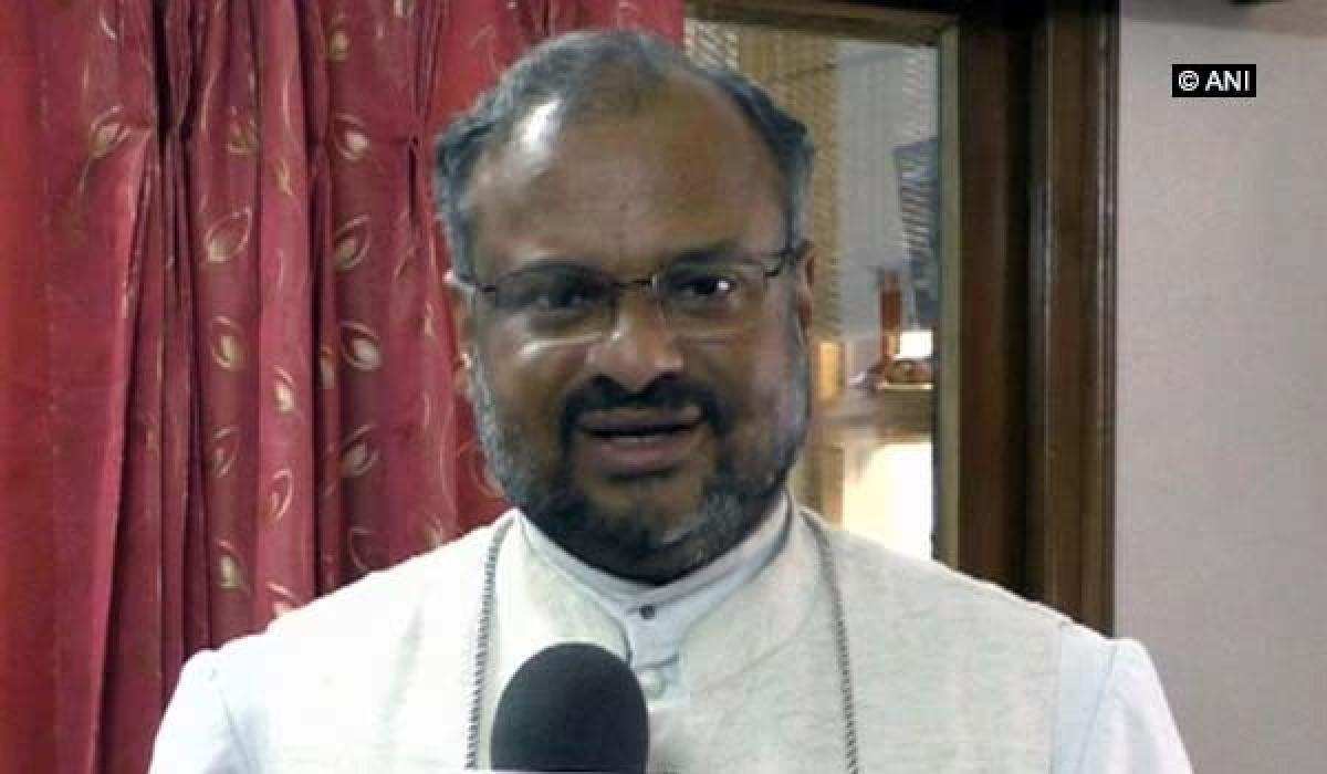Rape accused Jalandhar bishop appears before SIT