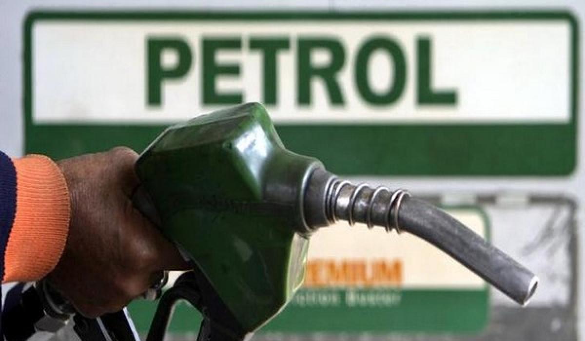 Hike in petrol price, diesel stagnant