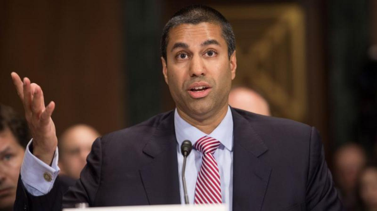US Senate confirms Indian-origin Ajit Pai