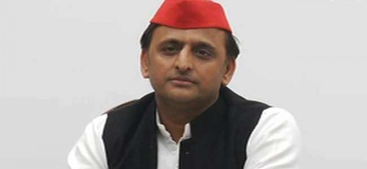BJP made narrow escape in Gujarat elections: Akhilesh Yadav