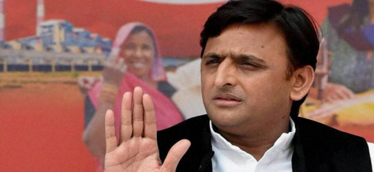 PM relaunching my govts expressway project: Akhilesh