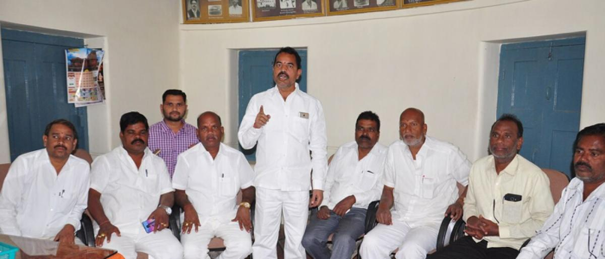 Congress flayed over graft charges against Aler MLA