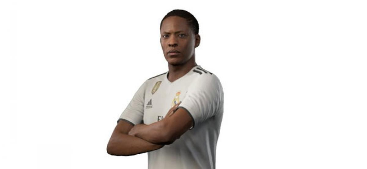 Real Madrid welcome their new signing, Alex Hunter