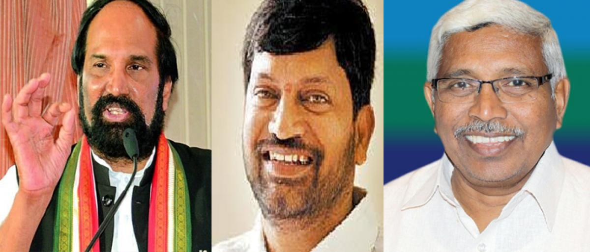 No breakthrough yet for Congress in poll parleys with TDP, TJS