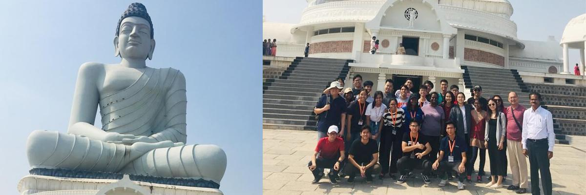 Team, students from Singapore visit Capital Region