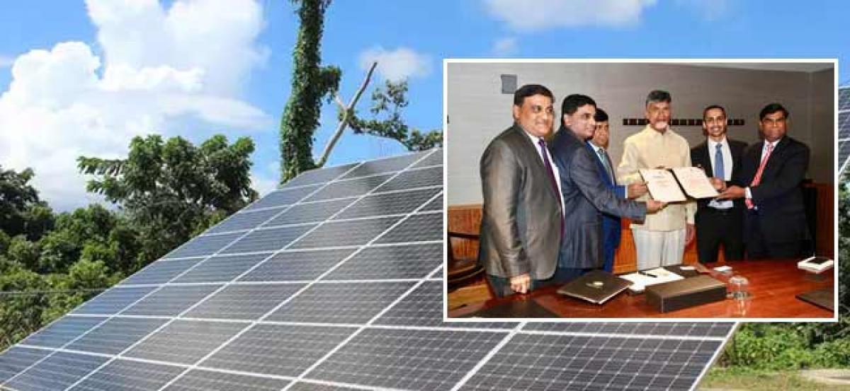 Mega Project Coming Up In Andhra Pradesh