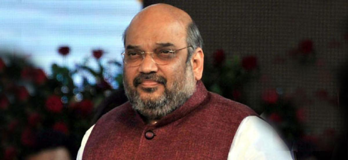 In Lalus company Rahul Gandhi will appreciate only fodder, not surgical strikes: Amit Shah