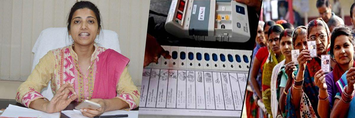 Telangana Assembly Elections 2018: Joint Chief Election officer Amrapali says situation under control