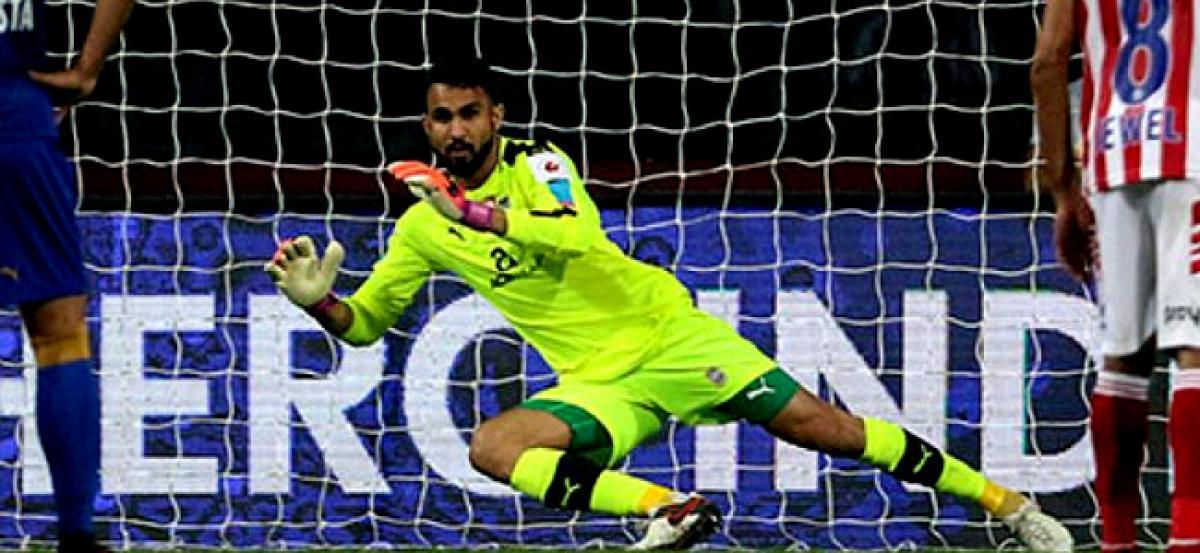 Mumbai City FC retains goalkeeper Amrinder Singh
