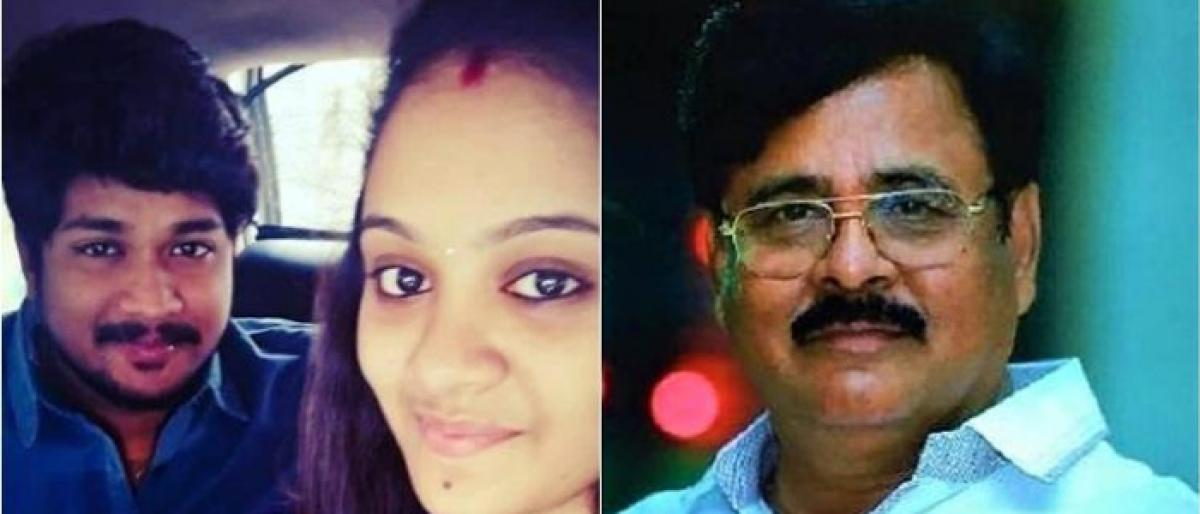 Bail for Maruthi Rao who is main accused in Pranay murder denied