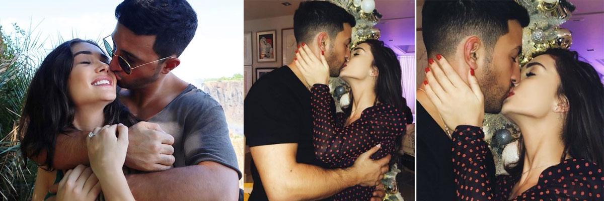 Amy Jackson Is Engaged To Boyfriend George Panayiotou