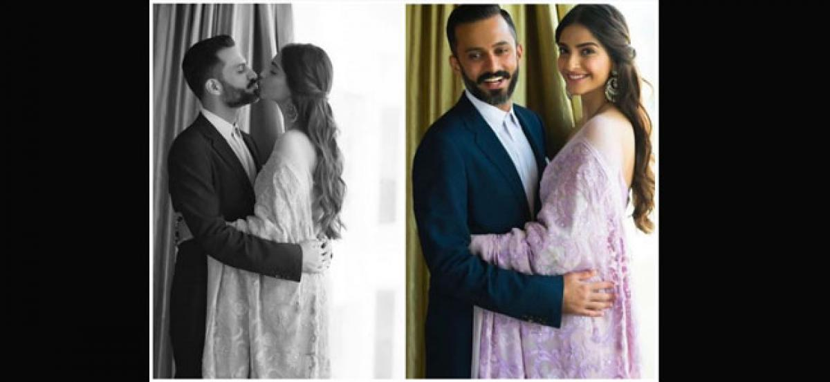 Anand and Sonam are here to give major couple goals