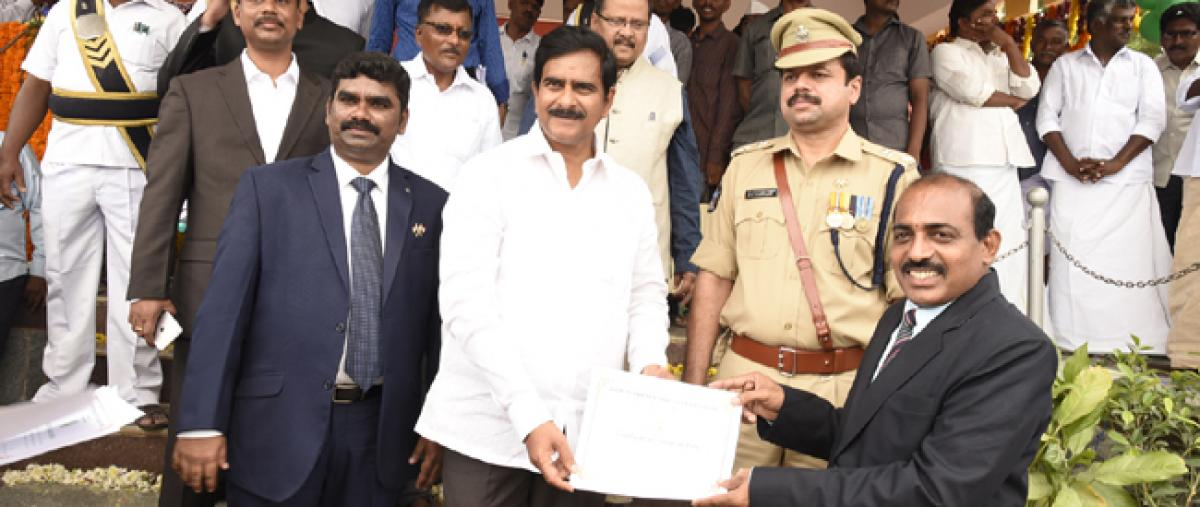 Anantapur to become horticulture hub: Devineni