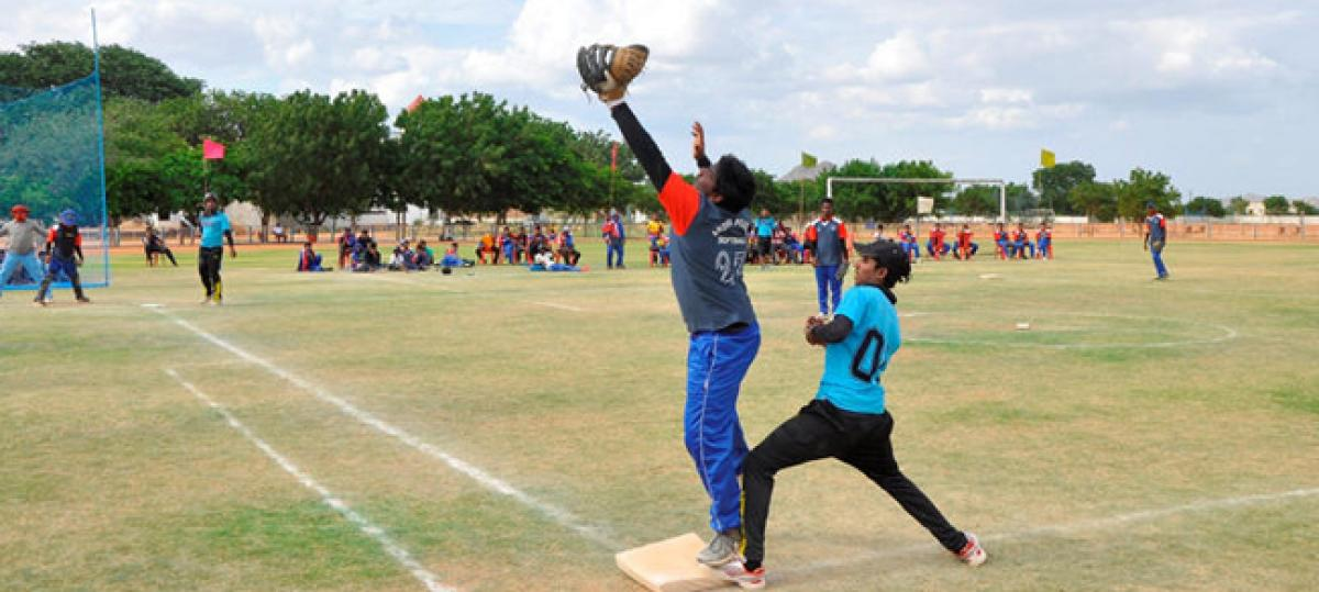 Boost to rural sports with new stadiums