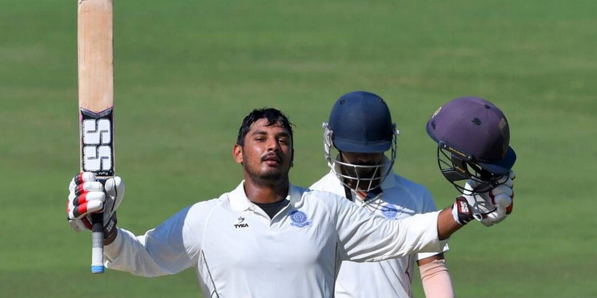 Bharat, Bhui tons put Andhra in command against Hyderabad