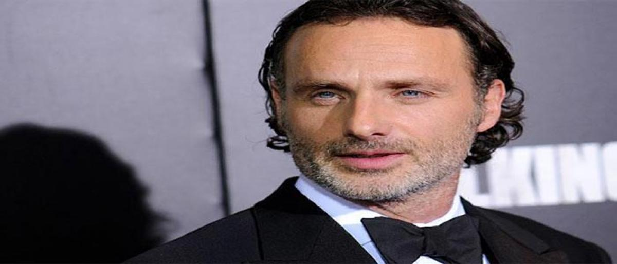 Andrew Lincoln wants to be in Star Wars