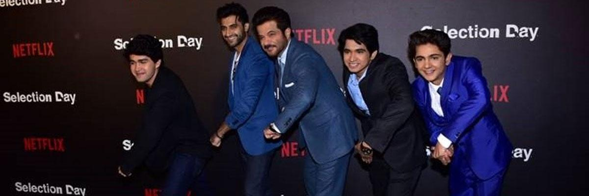 Working with Netflix had made producing content the best job says Anil Kapoor